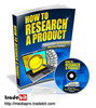 Thumbnail How to Research a Product (MRR)