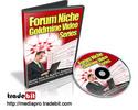 Thumbnail Forum Niche Goldmine (MRR)
