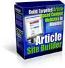 Thumbnail Article Site Builder (PLR)