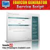 Favicon Generator Script (MRR)