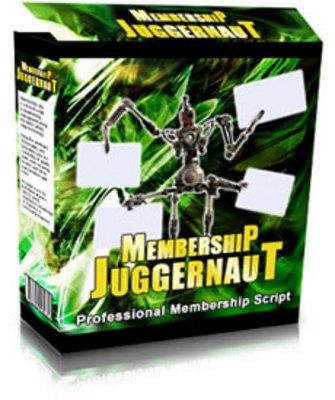 Product picture Membership Juggernaut (PLR)