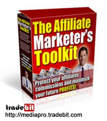 Product picture Affiliate Marketers Tool Kit (MRR)