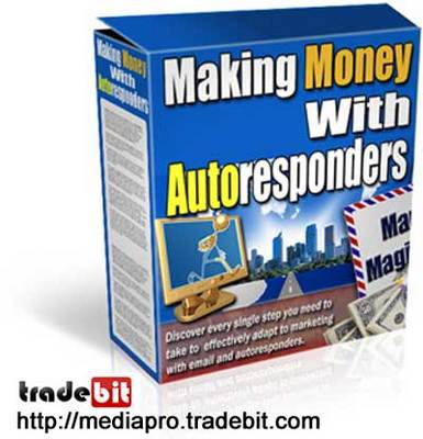 Product picture Making Money with Autoresponders (MRR)