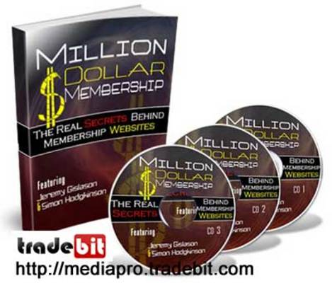Product picture Million Dollar Memberships (MRR)