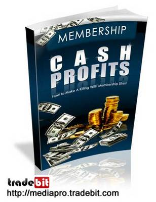 Product picture Membership Cash Profits (MRR)