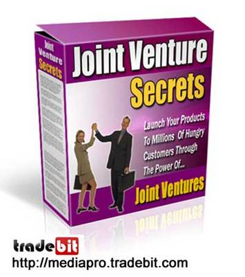 Product picture Joint Venture Secrets (MRR)
