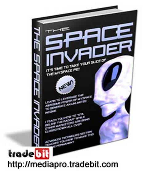 Product picture The Space Invader (PLR)
