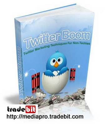 Product picture Twitter Boom (MRR)