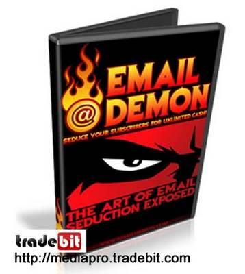 Product picture Email Demon (MRR)